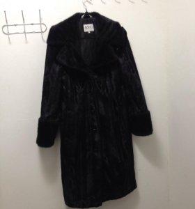 Пальто зимнее 46