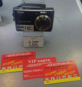 Фотоаппарат COOLPIX