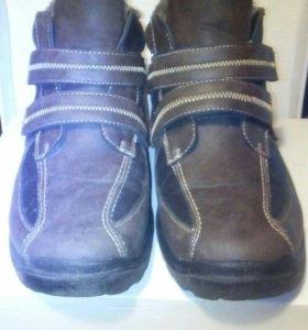 Ботинки зимние,40 размер.