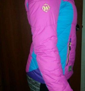 Куртка зимняя и пальто