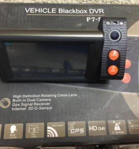 Регистратор 2-камеры и GPS