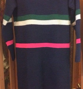 Платье новое вязаное