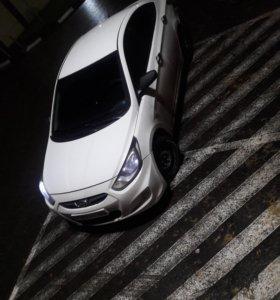 Solaris Hyundai(Хёндай солярис)