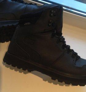 Зимние ботинки DC shoes