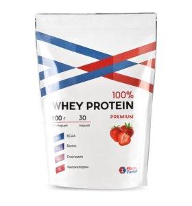 FITNESS FORMULA 100% Whey Protein (900гр.)