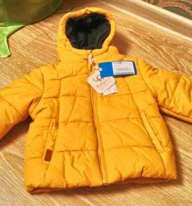 Куртка BabyGo, новая
