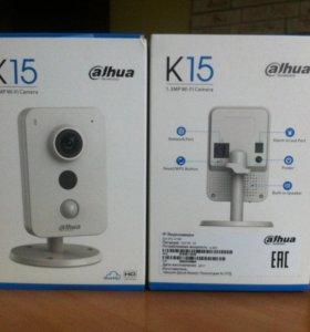 Камеры dahua k15p для внутреннего видеонаблюдения
