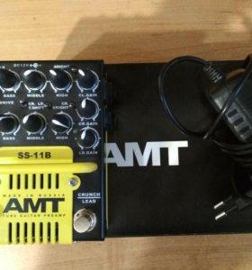 AMT 11B - Ламповый преамп
