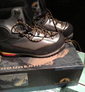 Ботинки для высотных восхожд. BARUNTSE Silver835SI