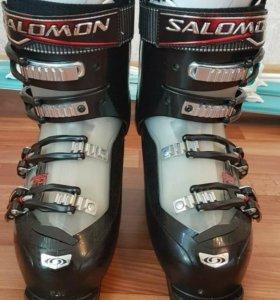 Горнолыжные ботинки SALOMON MISSION 70