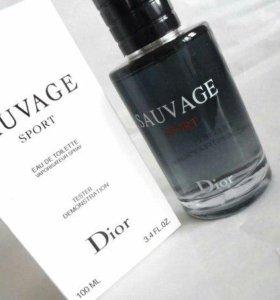 Тестер парфюма для мужчин SAUVAGE