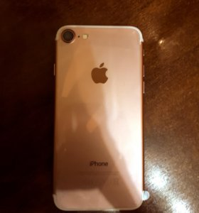 Продам iPhone 7 128 gb . rose gold