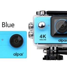 Экшн камера Aipal wifi новая /снимает под водой