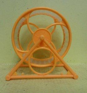 колесо пластиковое на подставке