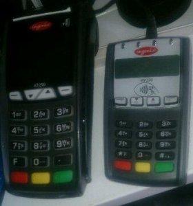 Платежный терминал комплект+прилавок