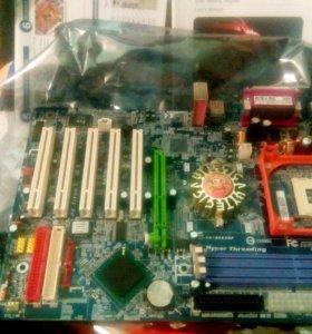 Материнская плата gigabyte ga-8i848p