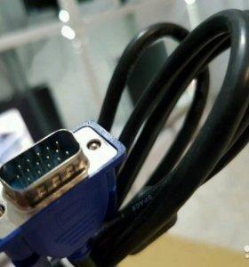 VGA кабель (Video Graphics Array)