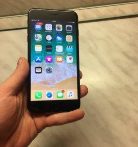 iPhone 7 Plus 32gb black ростест