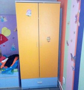Продаю шкаф детский