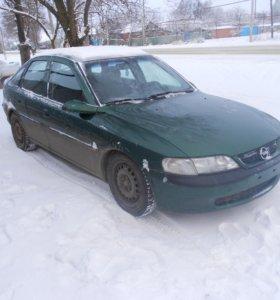 ОПЕЛЬ ВЕКТРА Б 96-98Г.