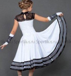 Бально спортивные платья