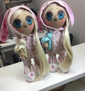 Куколки ручной работы