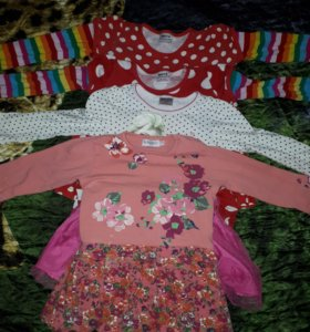 Платье (4 платья)
