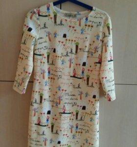 Платье новое 44-46р