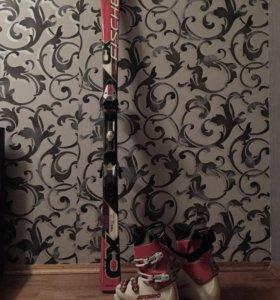 Мужские горнолыжные лыжи