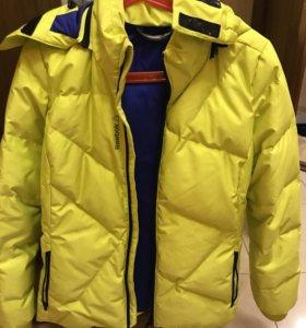 Зимняя куртка reebok