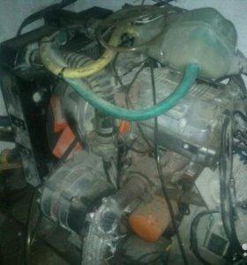 Двигатель lombardini FOC microcar