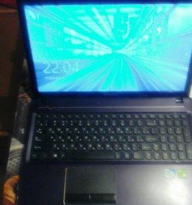 Ноутбук G580