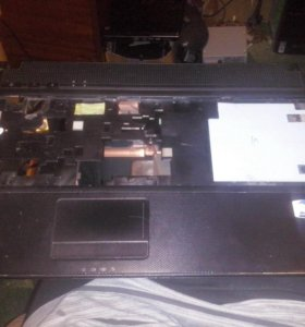 Ноутбук Lenovo g565 в разборе