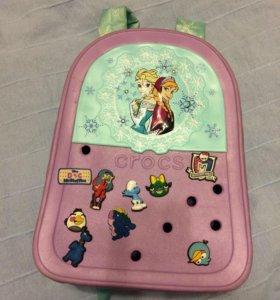 Рюкзак crocs детский