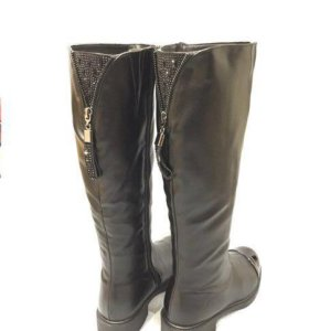 сапоги женские зимние новые обувь ботинки