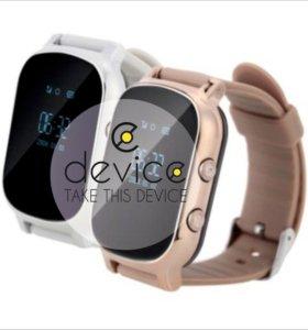 Smart Baby Watch T58 Детские Умные Часы