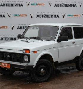 ВАЗ (Lada) 4x4, 2012
