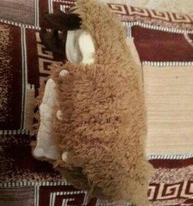 Шубка олененок