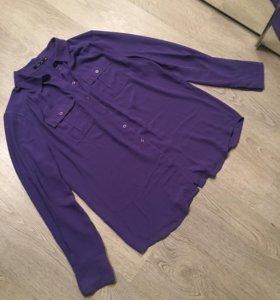 Шифоновая рубашка INCITY