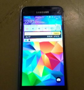 Samsung galaxy S5 Mini (DUOS)