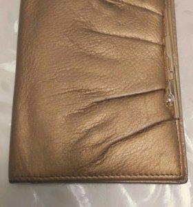 Обложка на паспорт (кожа) Cartier