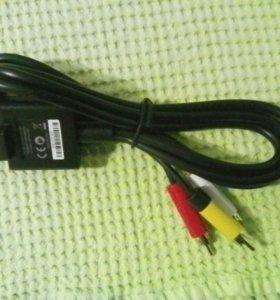 Новый компонентный кабель для xbox 360