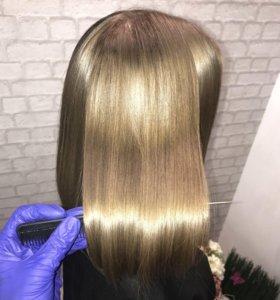 Ботокс для волос Honma