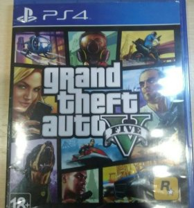 Gta 5 на ps4 playstation 4