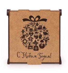 Подарочный Чайный набор - Новогодний шар