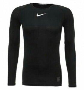 Лонгслив Nike компрессионный