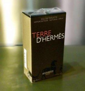 Hermès Terre D'Hermes Pour Homme 100мл