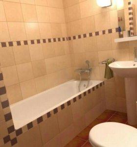 Ремонт ванной комнаты под ключ цены договорные