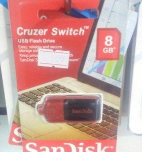 FLASH USB 8GB