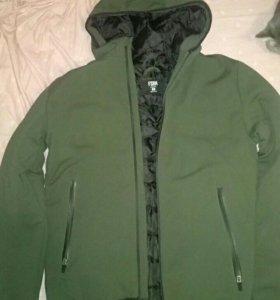 Куртка осенья